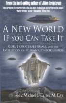 photo of teh book A New World if You Can Take it